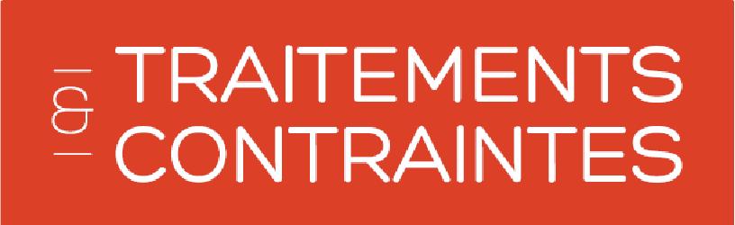 Journée d'études du groupe Traitements & Contraintes > 26 mars 2014