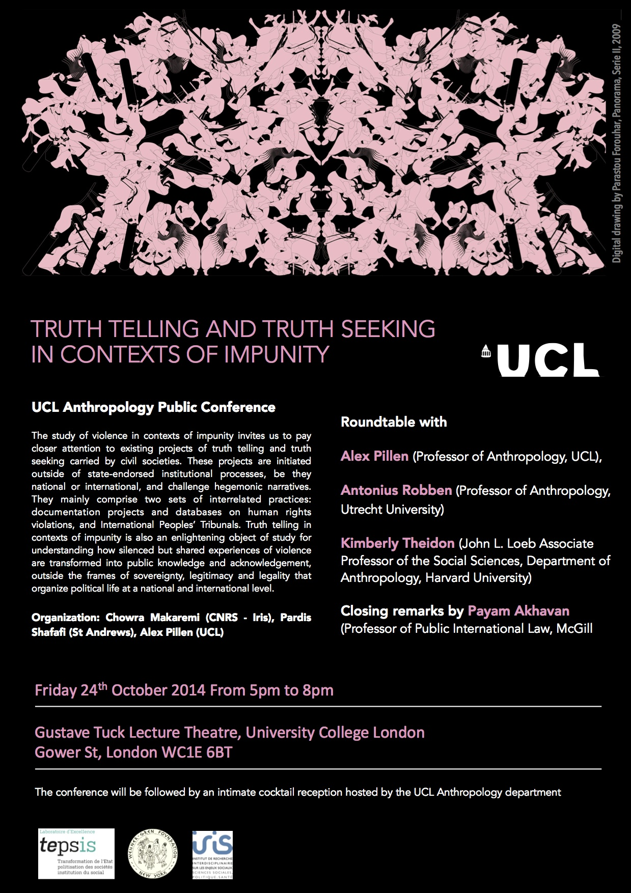 Truth Telling and Truth Seeking in Contexts of Impunity > 24 octobre 2014