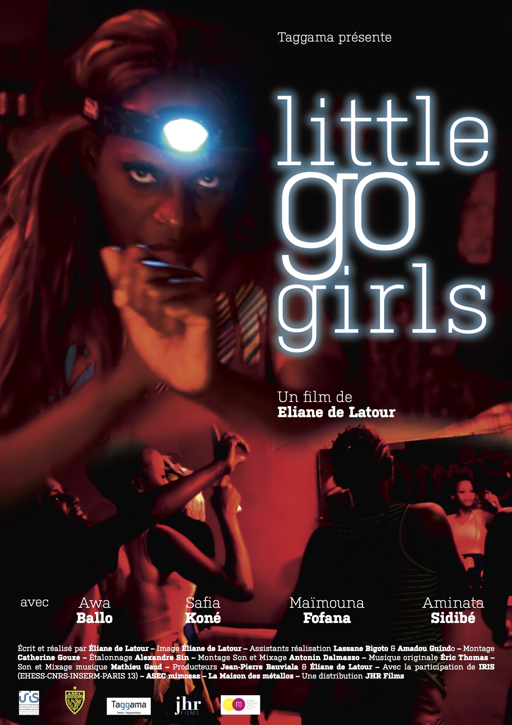 Sortie nationale du film Little Go Girls d'Eliane de Latour