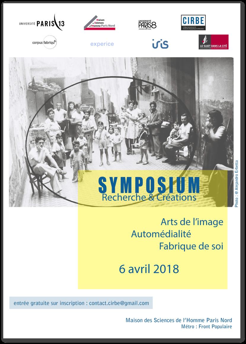 Nourrir Les Bresiliens Carte Mentale.Iris Symposium Arts De L Image Automedialite Et Fabrique De Soi