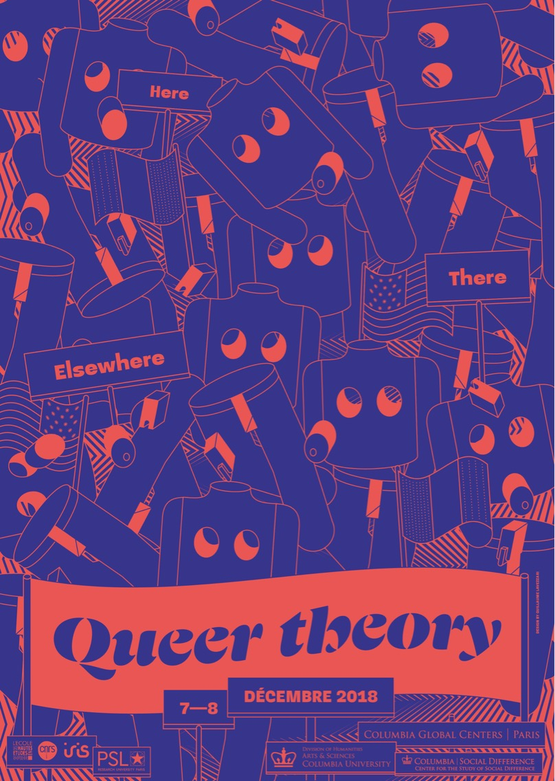 Conference > Queer Studies: Here, There and Elsewhere – 7-8 december 2018