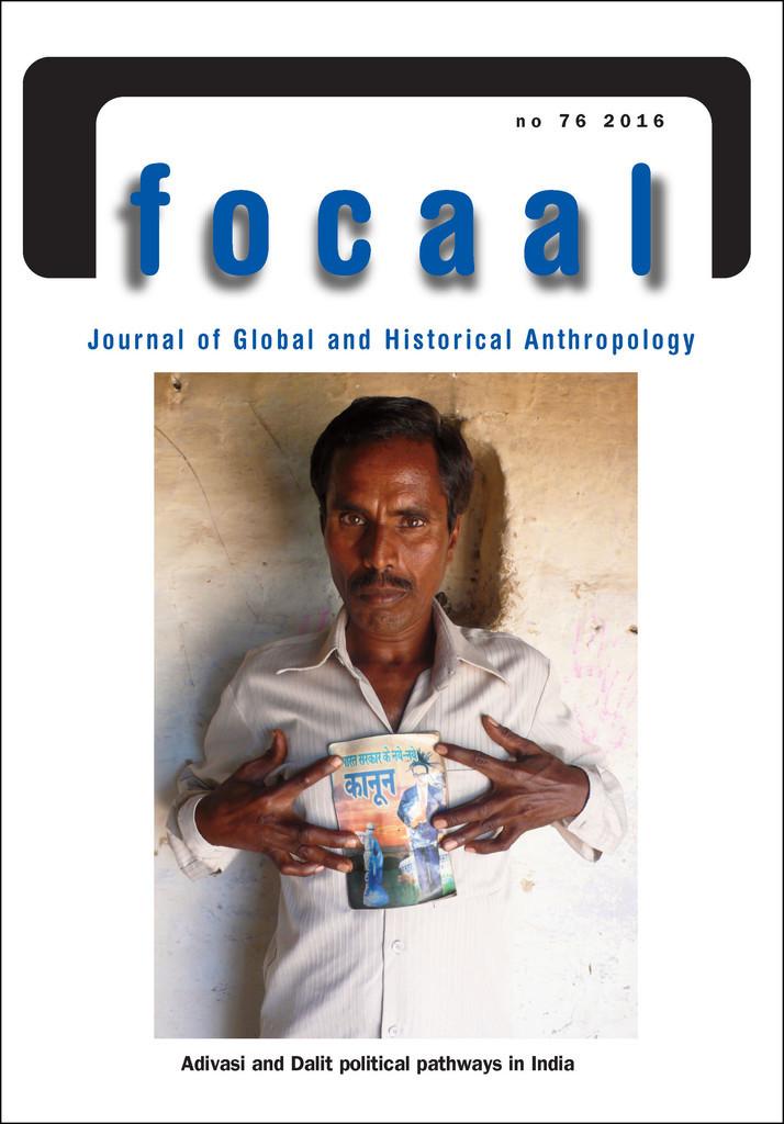 Adivasi and Dalit political pathways in India